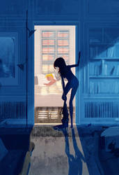 Before he wakes. by PascalCampion