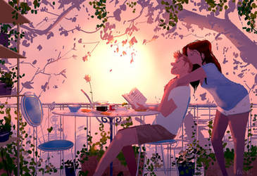 Early early. by PascalCampion