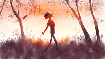 Breathe in, breathe out. by PascalCampion