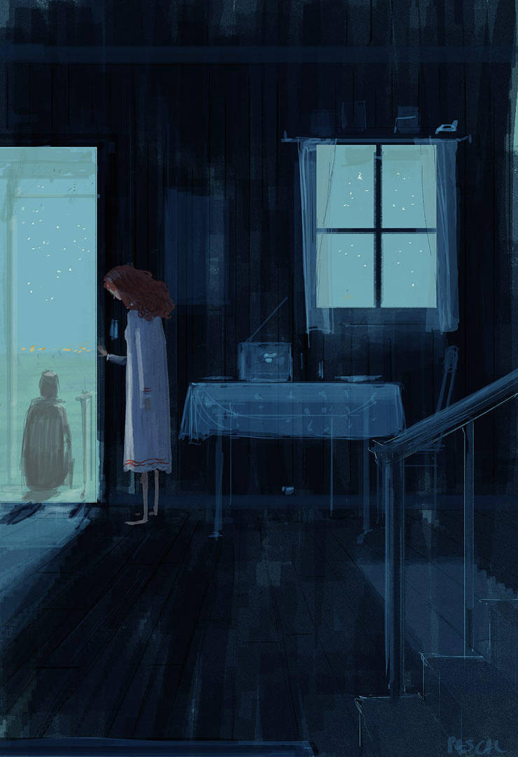 distance by PascalCampion