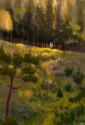 The Path Between by PascalCampion