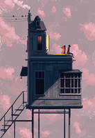 On Cloud Watch by PascalCampion