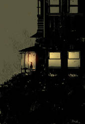 Shadow Worlds  1 of 3 by PascalCampion