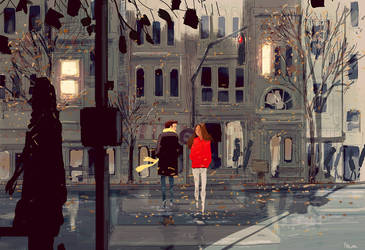 The warmth month of November. by PascalCampion