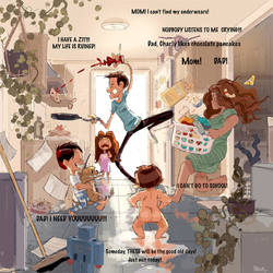 The good ole days! by PascalCampion