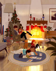That's the spirit. by PascalCampion