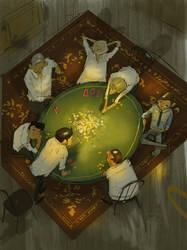 Poker by PascalCampion
