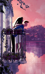 Taking it all in. by PascalCampion