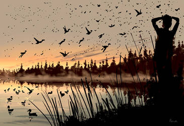 The birds. by PascalCampion