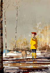 Cold day doodle by PascalCampion
