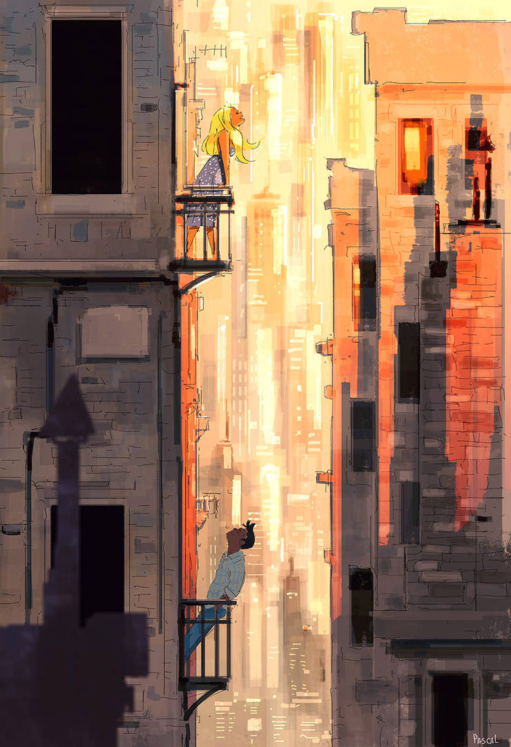 Out of reach. by PascalCampion