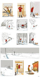 A whole lot of simple things . by PascalCampion