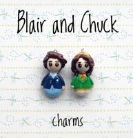 Gossip girl - Blair and Chuck by coleslawari