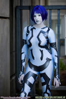 Cortana - Halo 3 by The-Cosplay-Scion