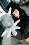 My name is Zatanna Zatara by The-Cosplay-Scion