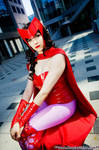 Scarlet Witch by The-Cosplay-Scion