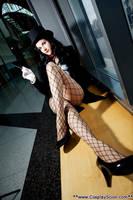 Zatanna Zatara by The-Cosplay-Scion