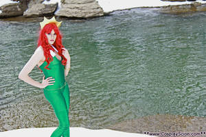 Queen of Dimension Aqua by The-Cosplay-Scion