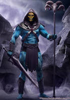 Skeletor by The-Cosplay-Scion