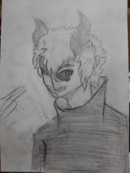 A demon by Jiku-san
