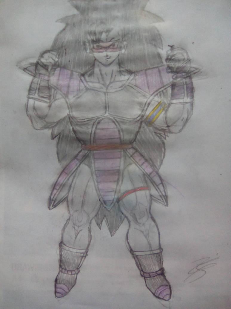 turtz (dragon ball fusion) by Jiku-san