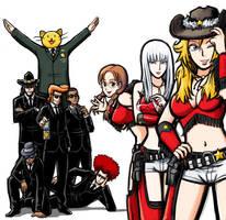 Rhythmic Heroes by Bonus-kun