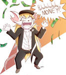 Tumblr Ask: Money by HowSplendid