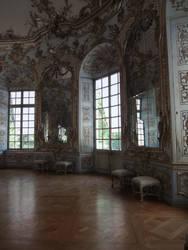 Amalienburg III by Anellstock