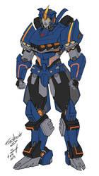 Flashpoint: Transformers IDW OC by ladyofdragons