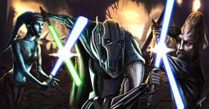 General Grievous by DarthPonda