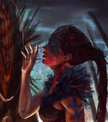 Senua's Sacrifice by DarthPonda