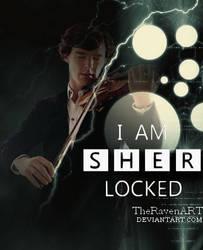 Sherlock ID card by TheRavenArt