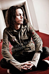Ville Valo - HIM by Torsten-Volkmer
