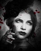 Blood Splattered Bride by Laura-Ferreira