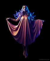 Manta Ray by Laura-Ferreira