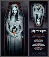 Jagermeister Halloween 2011 by Laura-Ferreira