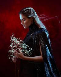 Lyanna Mormont by Laura-Ferreira
