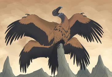 The Vulture King by Lady-Darkstreak