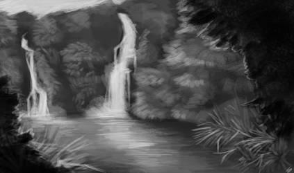 Wangi Falls by Lady-Darkstreak