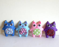 Super Awesome Rainbow Cats by yael360