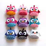 SO many owls, so little time by yael360