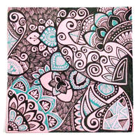 drawing doodle art, ink with lots of black by yael360