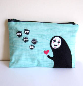 I love you soots! said noface by yael360