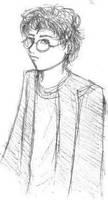 Harry Potter characters by Zeggolisko