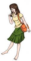 Soon highschool - colored by Zeggolisko