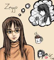 It's me, argh. by Zeggolisko