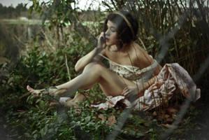 On you like a disease. II by Lyndzie