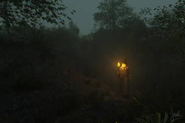 Rainy way by weyrwoman-lessa