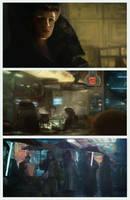 Blade Runner Blues by OmeN2501