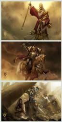 'Warmachine: Legends' 3of4 by OmeN2501